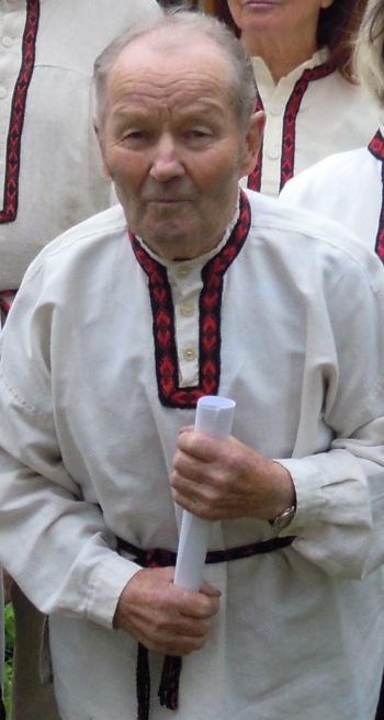 Pentti Pekkasen ahkera työ Lemin ja lemiläisten hyväksi toi hänelle kunniakansalaisen, Lemin Eskon, arvon.