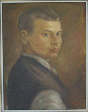 Omakuva, vuodelta 1911.