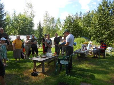 Perhosten tunnistaminen on tänä keänä tavallista vaikeampaa, Kimmo Saarinen kertoi.
