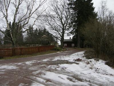 Kurala on ollut neljän talon kylä.