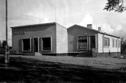 ..joista kohosi uusi Yhtymän funkkistalo ennen Talvisotaa ( kuvat Anton Taipale)