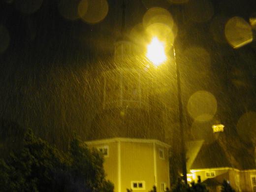 ... vaikkei lunta sataisikaan.