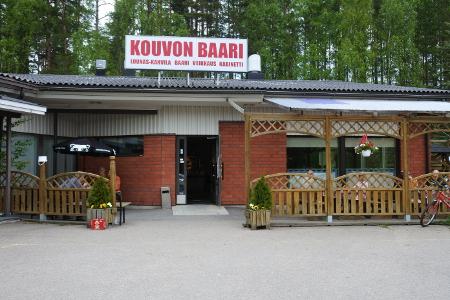 Nykyisellä paikallaan ja nykyisellä nimellään Kouvon baari on ollut vuodesta 2001.