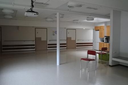 Valtuusto kokoontuu seuraavan kerran entisessä oleskeluhuoneessa.