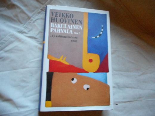 Tämä WSOY:n kustantama kirja on vuodelta 2005.