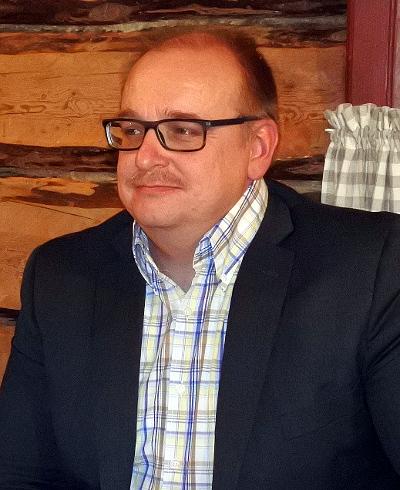 Juha Mielikäinen johtaa Lemin kotiseutuyhdistystä ensi vuonna.