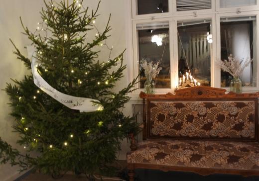 Jos et ole vielä tutustunut vanhan pappilan jouluun, tee se vaikka tänään.