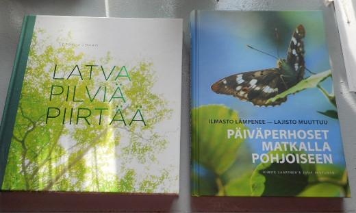 Molemmat näistä kirjoista ovat pullollaan mielenkiintoista tietoa ja tarinoita.