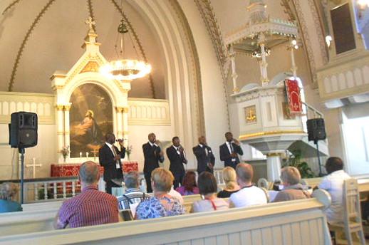 kirkkokonsertti