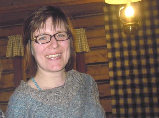 Hanna Räsänen on toiminut aktiivisesti Lemin musiikkiyhdistyksessä ja sen hallituksesssa.