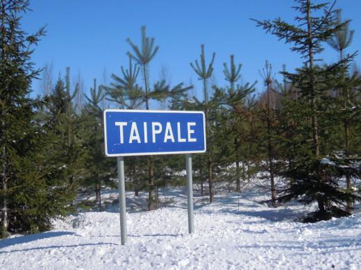 Taipaleen kylä löytyy Lemiltä.