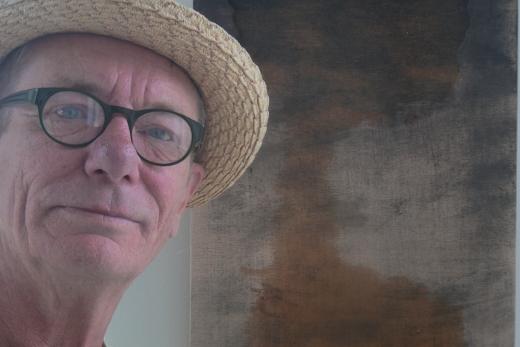 Tuomo Klemi on yksi Vanhan pappilan heinäkuun taitelijoista.