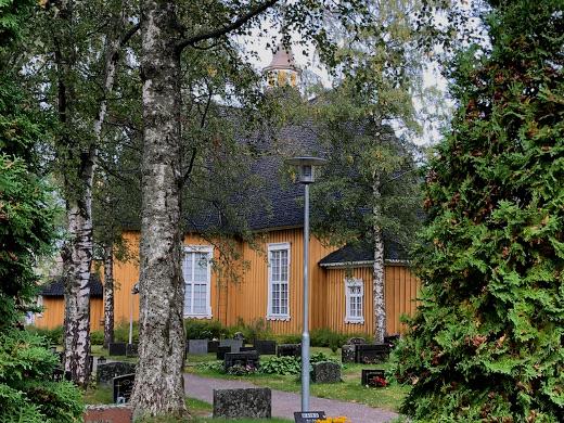 Yhden Säkniemen leirin konfirmaatio on Lemin kirkossa.