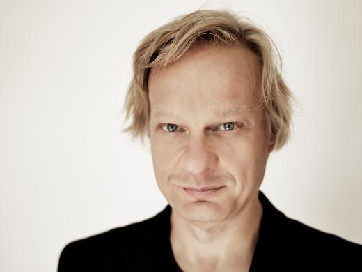 Iiro Rantala. Kuva Gregor Hohenberg.