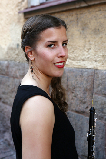Laura Lammi. Kuva Mari Lehtisalo.