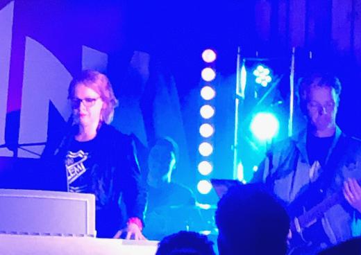 Jonna Imeläinen Jonna Imeläinen oli All Starsien kosketinsoittaja ja solisti. Wendigossa vaikuttanut Markus Vaalgamaa näytti, että kitaransoitto on yhä hallussa.
