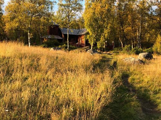 Pielpajärven erämakirkko Inarissa on pitkän ja kivisen polun päässä.