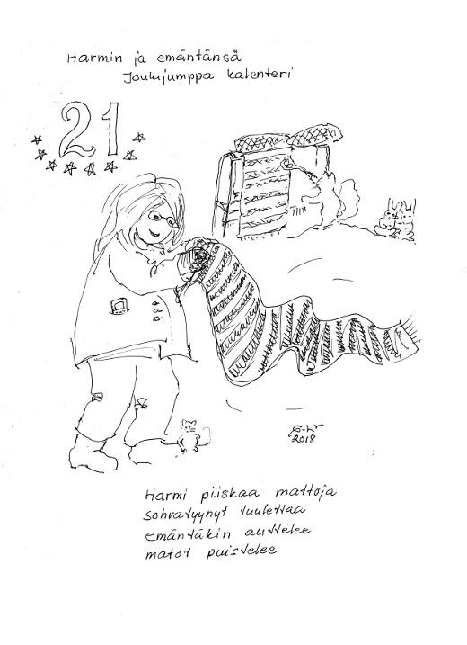 Joulujumppa 21