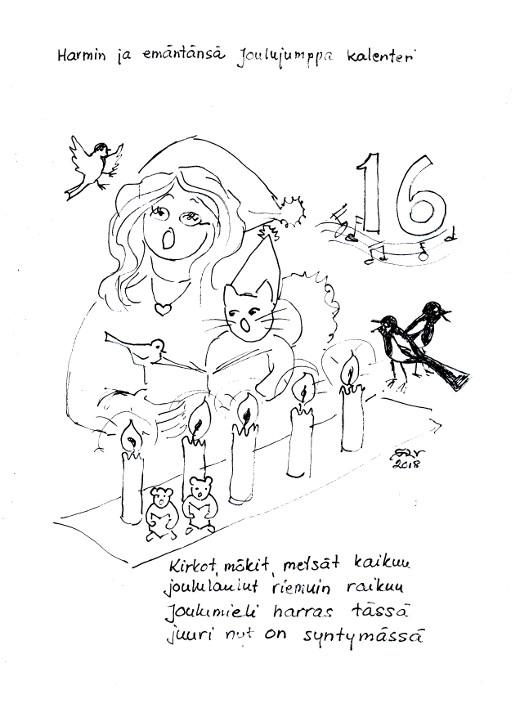 Joulujumppa16