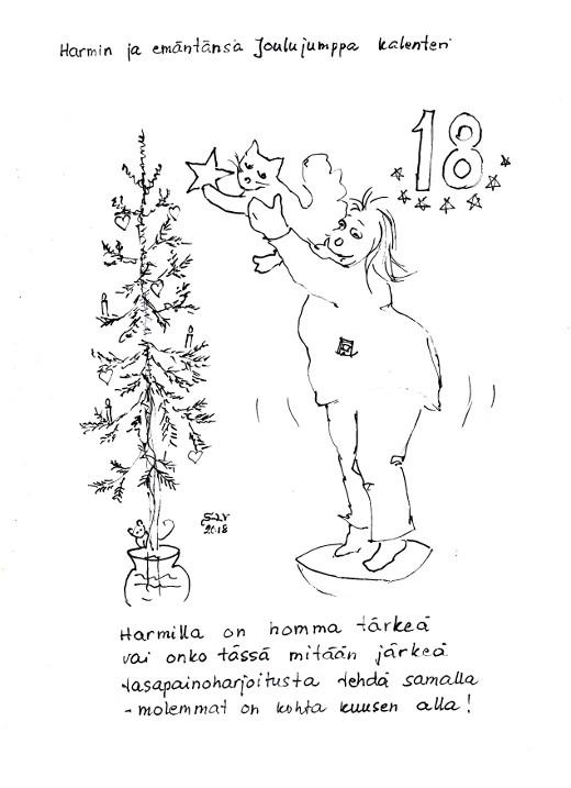 Joulujumppa18