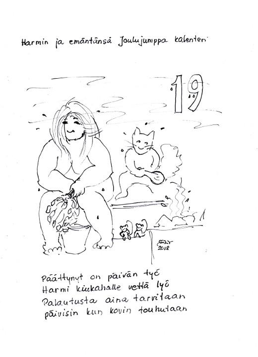 Joulujumppa19