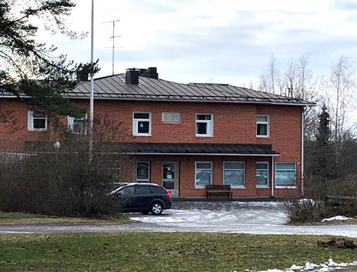 Myynnissä on nyt myös entinen maataloustoimiston ja 4H-yhdistyksen huoneisto Toukkalantie 4:ssä.