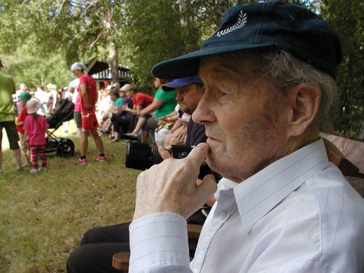 Wanhan Hywän ajan kesäkisat olivat yksi Pentti Pekkasen ideoimista tapahtumista.