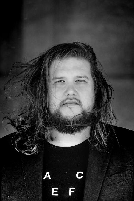 Erik Rousi. Kuva Frans Rinne.